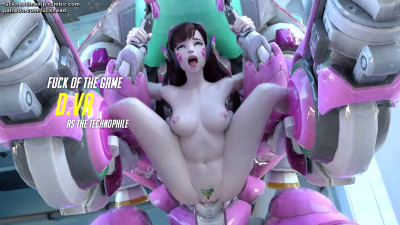 Best Animated Porn Compilation — Overwatch Edition