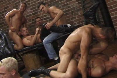 Buttplay Orgies