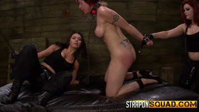 Pain Sub Slut Alessa Snow
