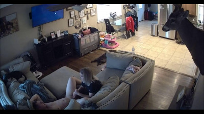 Living Room Handjob MILF Wife Ip Cam Hack