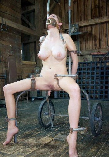 Elite BDSM With A Blonde