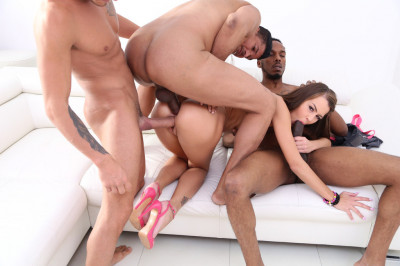 Slim Model Cindy Shine Anal Fucked Balls Deep — Full HD 1080p