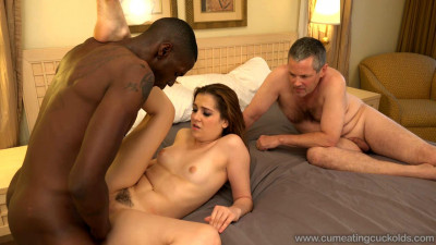Description CumEatingCuckolds Kasey Warner Found Cock