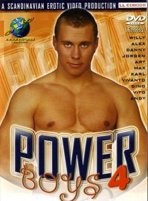 Power Boys Vol. 4