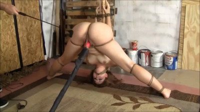 Super bondage, hogtie and torture for horny hot bitch part 2 Full HD 1080