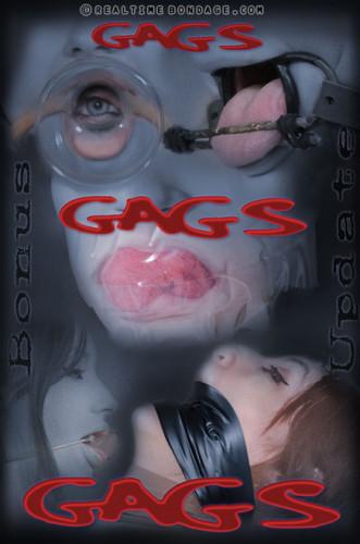 Description Gags, Gags, Gags - Violet Monroe