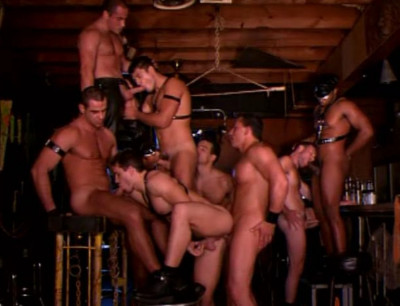 Description Hard Island Gangbang With Double Anal