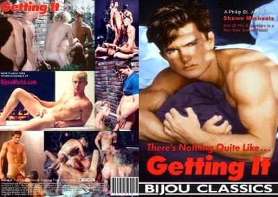 Getting It Bareback — Shawn Michaels, Chris Burns, Jon King (1985)
