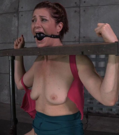 Sexy Milf Cici Rhodes Tightly Bound