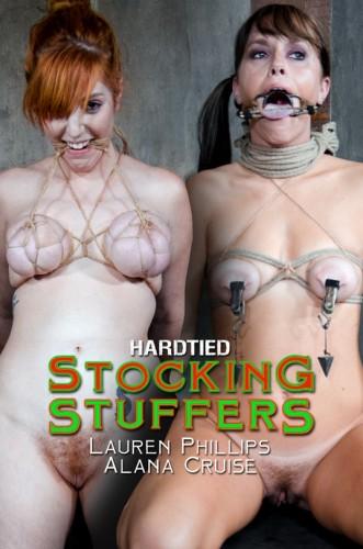 Description HTied - Alana Cruise, Lauren Phillips - Stocking Stuffers