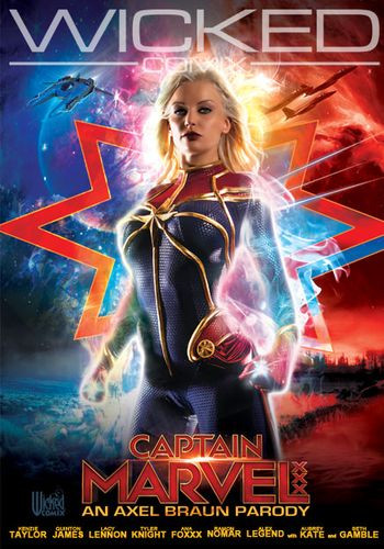 Description Captain Marvel XXX Parody(2019)