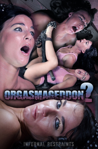 London River – Orgasmageddon 2 (2016)