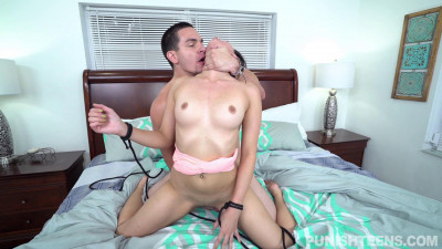 PunishTeens — Malina Mars Never Judge A Book By Its Cover