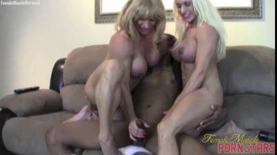 Female Muscle Cougars And Muscle Porn part 24