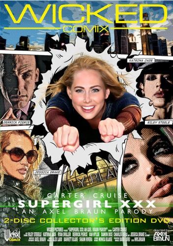 Description Supergirl XXX: An Axel Braun Parody