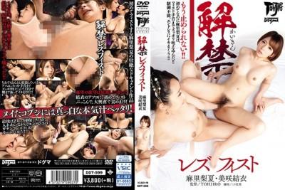 Forbidden Lesbian Fest Rika Mari & Yui Misaki