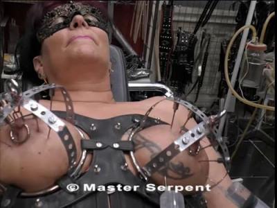Torture Galaxy video of Model Slave G video v01