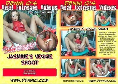 Description Real Extreme Videos - Vol. 18 - Jasmine's Veggie Shoot