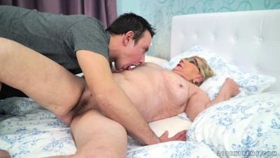 Grannys Gorgeous Tits Irene Rob