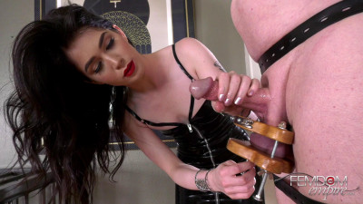 Hands Free Orgasm - Mistress Evelyn Claire