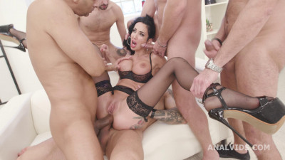 Anal Vids – Laura Fiorentino Double Anal Penetration