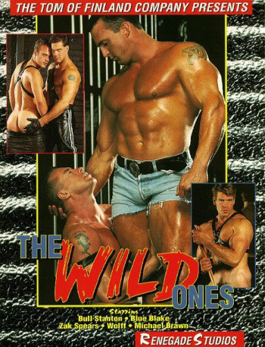 The Wild Ones Engage in Bdsm - Bull Stanton, Blue Blake, Tom Payne (1994)