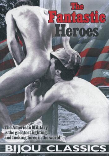 The Fantastic Heroes (1973) - Jim Davis, Curtis James Lee, Tom Smith