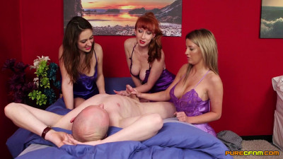 Samantha Page, Cedric Red, Sienna Day – Premature Control
