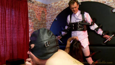 Dominatrix Annabelle Perfect Nice Sweet Full Magic Collection. Part 5.