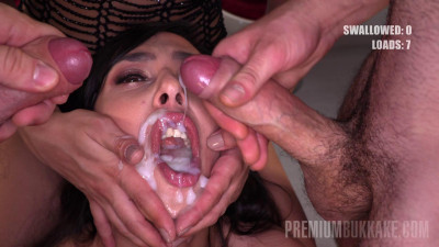 Ashley Ocean — part 1 bukkake cam 1