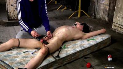 Calvin's Brutal Torture (Calvin Croft, Kenzie Madison)