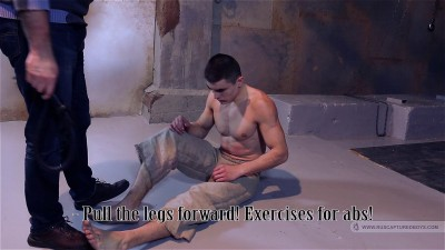 Slaves Auction - Artem - Part I