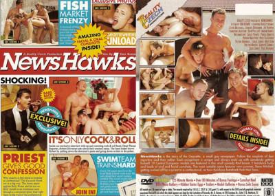 News Hawks Gayzette