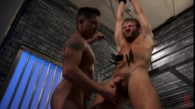 Description Hard Up Hole Max Adonis and Dominic Pacfico