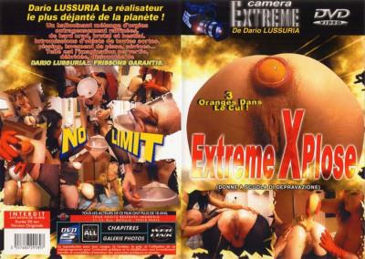 Extreme X plose