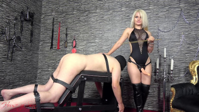Femdom HD Porn Videos A Caning And A Fuck For The Whore