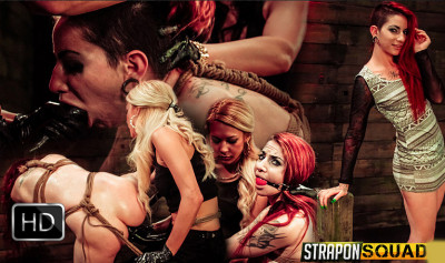 StraponSquad - Mar 17, 2015 - Sheena Roses Strapon Whore Training Session