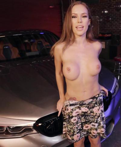 Megan Rain — Under Her Hood FullHD 1080p