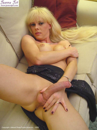 Joanna Jet Shemale Collection !!