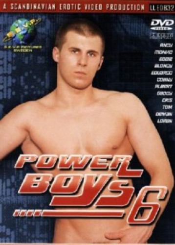 Description Power Boys vol.6