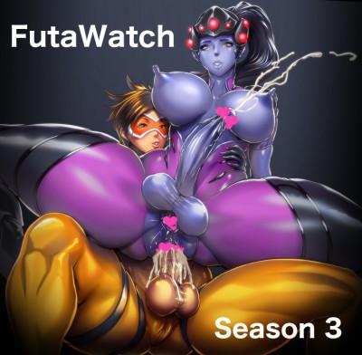 FutaWatch Season 3 (An OverWatch Futunari Compilation)