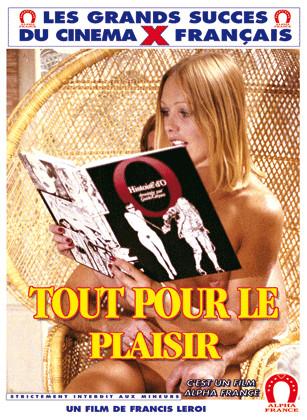 Description Tout Pour Le Plaisir 1976(Blue One)