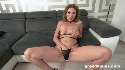 Horny Russian housewife