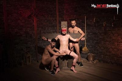 MyDirtiestF - Hell Sperm Expiation - Part 2 - Adam Power, Alexis Clark