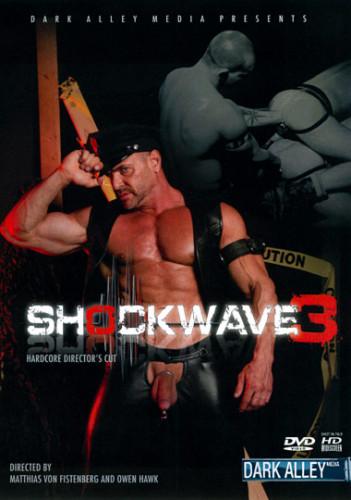 Bareback Shockwave Vol. 3 - Antonio Biaggi, Brandon Hawk, Matthias Von Fistenberg