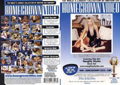 Description Homegrown vol 612: In Through The Backdoor