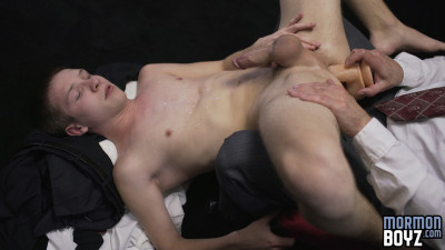 MormonBoyz - Elder Stewart - Disciplinary Action Part 2 - 1080p