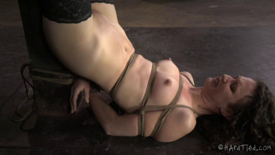HardTied Bonnie Day Selfish Pleasure - download, hardcore, whip, cum, tit