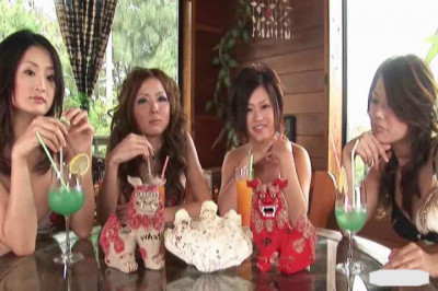 Model Collection Model Resort Style - anal sex, cums, blow, anal