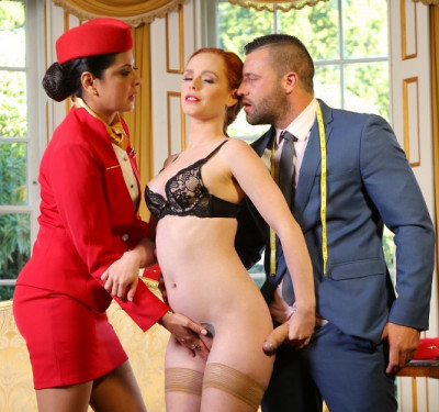 Ella Hughes - The Hostess Selected By Mariska FullHD 1080p